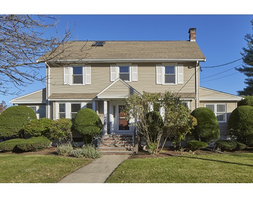 Single Family Home for Sale at 158 Watson Road 158 Watson Road Belmont, Massachusetts 02478 United States