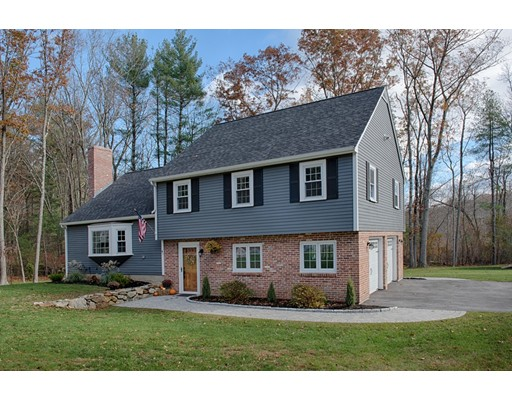 Частный односемейный дом для того Продажа на 41 Woodcrest Road 41 Woodcrest Road Boxford, Массачусетс 01921 Соединенные Штаты