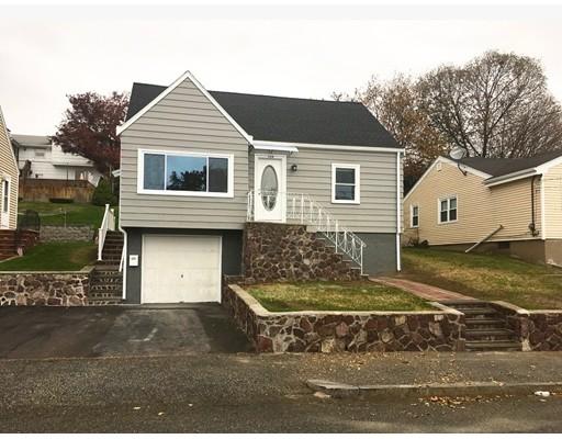 Single Family Home for Rent at 129 Ridge Road 129 Ridge Road Revere, Massachusetts 02151 United States