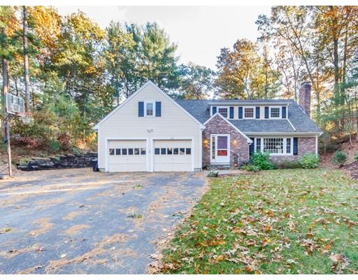 Частный односемейный дом для того Продажа на 277 Border Road 277 Border Road Concord, Массачусетс 01742 Соединенные Штаты