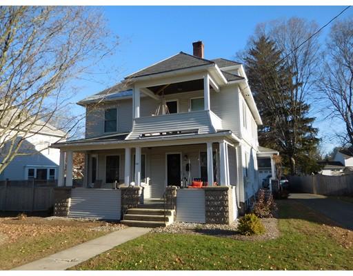 Частный односемейный дом для того Продажа на 282 Main Street 282 Main Street Easthampton, Массачусетс 01027 Соединенные Штаты