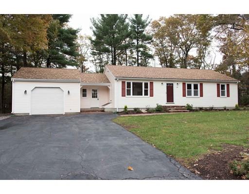 Casa Unifamiliar por un Venta en 349 Mockingbird Way 349 Mockingbird Way Taunton, Massachusetts 02718 Estados Unidos