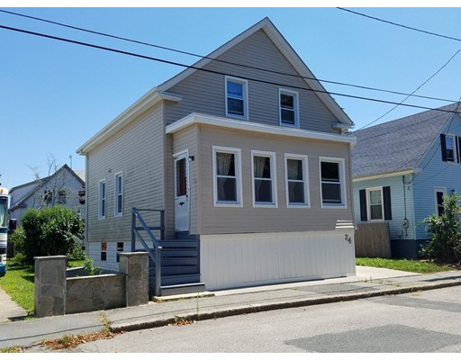 Single Family Home for Sale at 24 Sheridan Street 24 Sheridan Street Dartmouth, Massachusetts 02748 United States