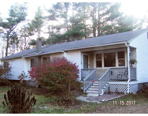 Частный односемейный дом для того Продажа на 205 south 205 south East Bridgewater, Массачусетс 02333 Соединенные Штаты