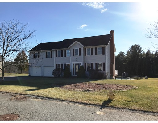 Single Family Home for Sale at 21 Mohawk Drive 21 Mohawk Drive Gardner, Massachusetts 01440 United States