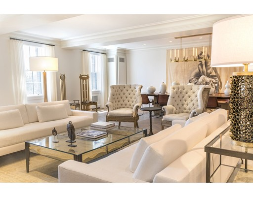 Condominio por un Venta en 25 Beacon Boston, Massachusetts 02108 Estados Unidos