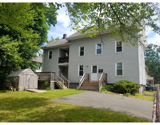 多户住宅 为 销售 在 21 Lamb Street 21 Lamb Street South Hadley, 马萨诸塞州 01075 美国