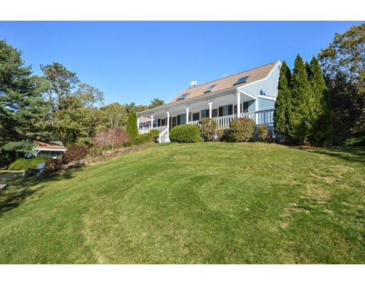 Single Family Home for Sale at 161 Stanhope Road 161 Stanhope Road Falmouth, Massachusetts 02536 United States