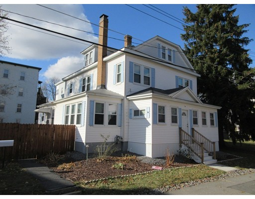 Single Family Home for Rent at 78 Edwards Street Fitchburg, Massachusetts 01420 United States