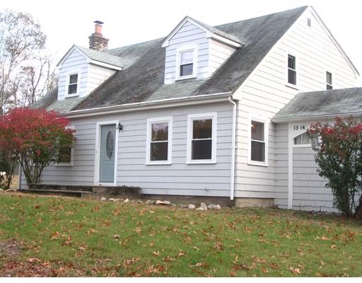 独户住宅 为 出租 在 1314 Main St. #1314 1314 Main St. #1314 Millis, 马萨诸塞州 02054 美国