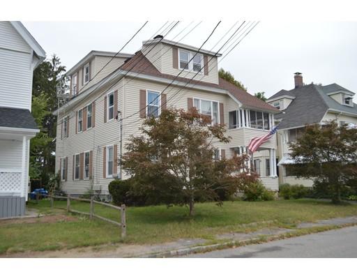 Casa Multifamiliar por un Venta en 13 King Street 13 King Street Taunton, Massachusetts 02780 Estados Unidos