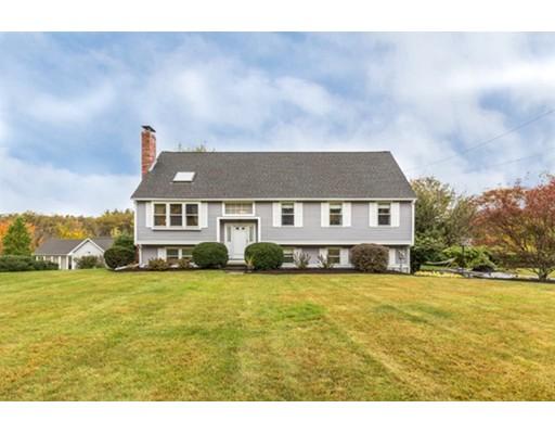 独户住宅 为 销售 在 191 W Hill Road 191 W Hill Road Marlborough, 马萨诸塞州 01752 美国