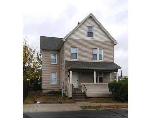 Single Family Home for Rent at 311 Hancock Street Springfield, 01105 United States