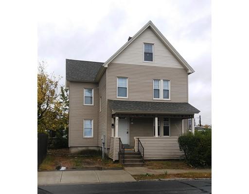 Single Family Home for Rent at 311 Hancock St #311 311 Hancock St #311 Springfield, Massachusetts 01105 United States