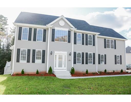 Частный односемейный дом для того Продажа на 103 GROVE STREET 103 GROVE STREET Shrewsbury, Массачусетс 01545 Соединенные Штаты