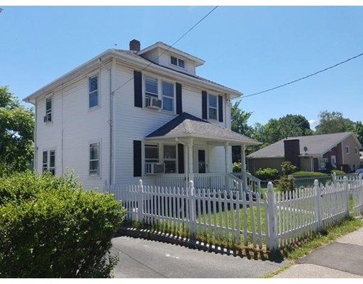 Single Family Home for Sale at 308 Blue Hill Avenue Milton, Massachusetts 02186 United States