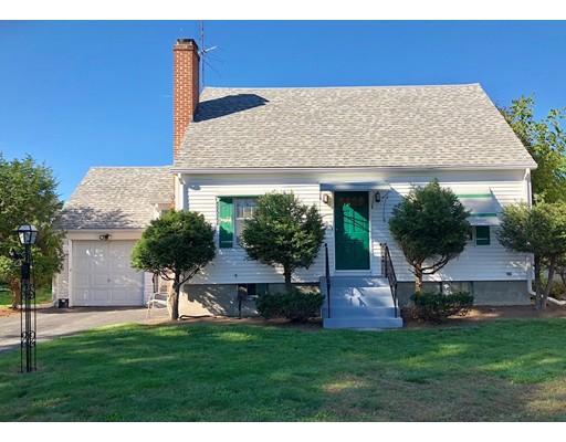Maison unifamiliale pour l Vente à 15 Michigan Road 15 Michigan Road Worcester, Massachusetts 01606 États-Unis