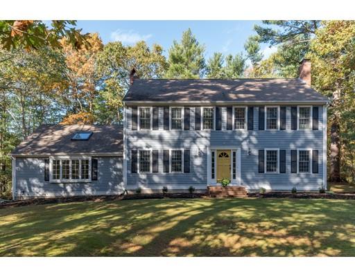 独户住宅 为 销售 在 2 Federal Eagle Road 2 Federal Eagle Road 达克斯伯里, 马萨诸塞州 02332 美国