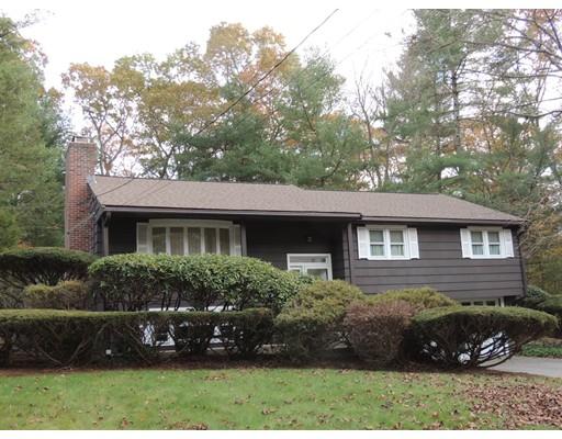 واحد منزل الأسرة للـ Sale في 8 Longmeadow Drive 8 Longmeadow Drive Canton, Massachusetts 02021 United States