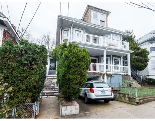 Multi-Family Home for Sale at 43 Conwell Avenue 43 Conwell Avenue Somerville, Massachusetts 02144 United States
