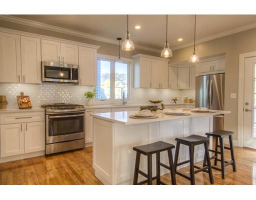 Частный односемейный дом для того Продажа на 1017 Main Street 1017 Main Street Melrose, Массачусетс 02176 Соединенные Штаты
