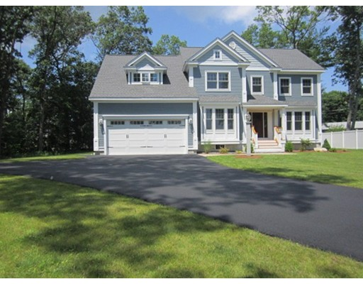 Single Family Home for Sale at 21 BlueJay Drive 21 BlueJay Drive Concord, Massachusetts 01742 United States
