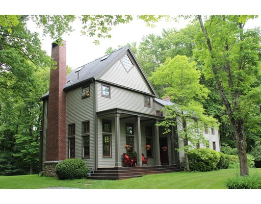 Maison unifamiliale pour l Vente à 10 Coolidge Street 10 Coolidge Street Sherborn, Massachusetts 01770 États-Unis