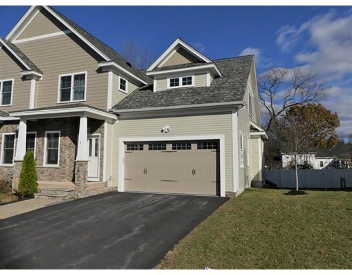 تاون هاوس للـ Rent في 8 Atlantic Ave #8 8 Atlantic Ave #8 Andover, Massachusetts 01810 United States