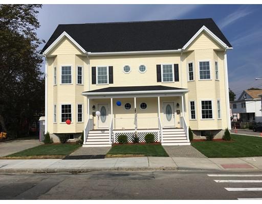 Condominium for Sale at 63 Summer Street Medford, 02155 United States