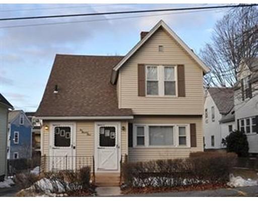 Maison unifamiliale pour l à louer à 103 Charles 103 Charles Fitchburg, Massachusetts 01420 États-Unis