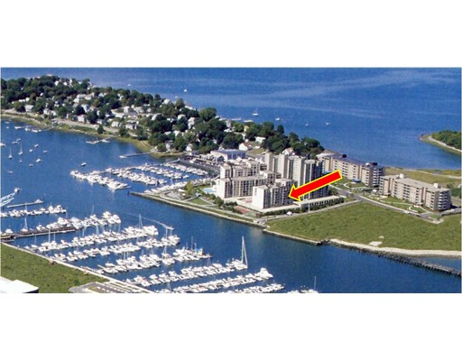 Condominio por un Alquiler en 73 Broad Reach #M55C 73 Broad Reach #M55C Weymouth, Massachusetts 02191 Estados Unidos