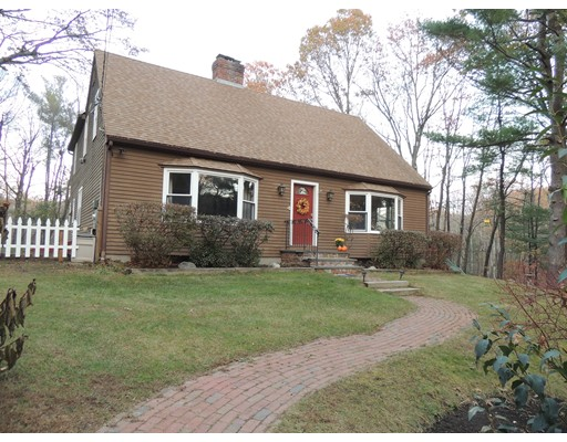 Single Family Home for Sale at 475 Central Street 475 Central Street Boylston, Massachusetts 01505 United States