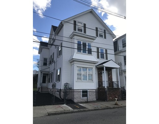 Multi-Family Home for Sale at 365 Lindsey Street 365 Lindsey Street Fall River, Massachusetts 02720 United States