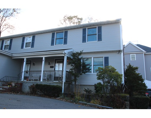 Condominium for Sale at 6 Alvin Road 6 Alvin Road Swampscott, Massachusetts 01907 United States