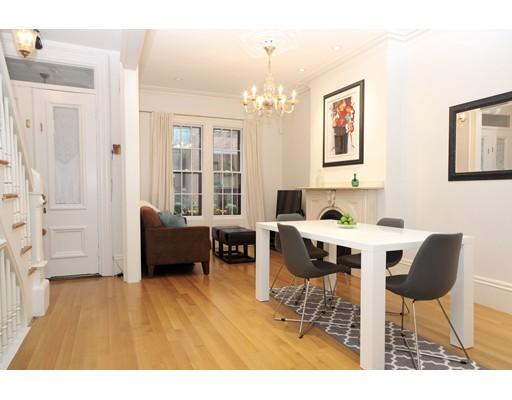 一戸建て のために 売買 アット 23 Gray Street 23 Gray Street Boston, マサチューセッツ 02116 アメリカ合衆国