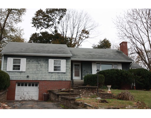 Single Family Home for Sale at 212 Ontario Avenue 212 Ontario Avenue Holyoke, Massachusetts 01049 United States