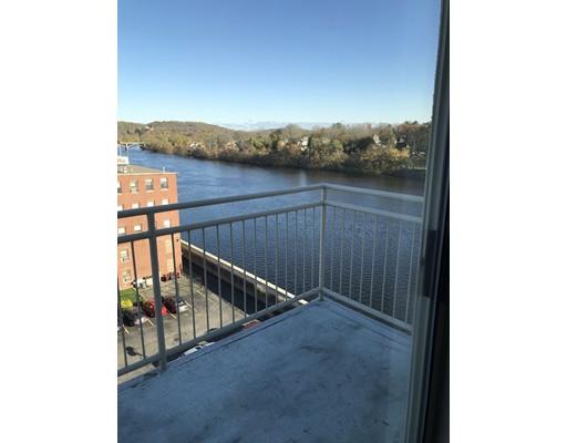 Condominio por un Alquiler en 70 Washington St. #607 70 Washington St. #607 Haverhill, Massachusetts 01832 Estados Unidos