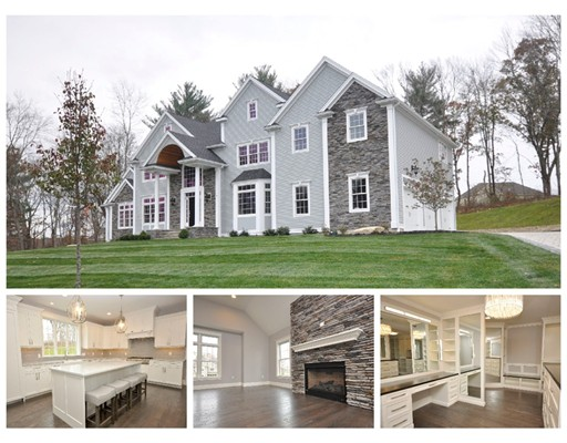 Single Family Home for Sale at 8 Butler Drive 8 Butler Drive Middleton, Massachusetts 01949 United States