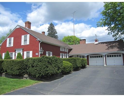 Maison unifamiliale pour l Vente à 45 Christian Lane 45 Christian Lane Whately, Massachusetts 01093 États-Unis