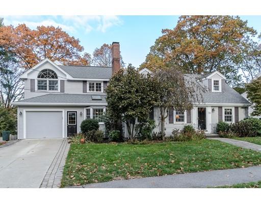 一戸建て のために 売買 アット 122 Richdale Road 122 Richdale Road Needham, マサチューセッツ 02494 アメリカ合衆国