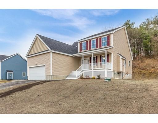 Appartement en copropriété pour l Vente à 5 Olivia Way #EUA H 5 Olivia Way #EUA H Groton, Massachusetts 01450 États-Unis
