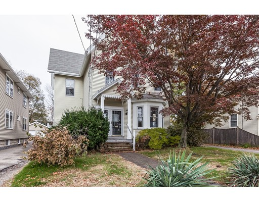 Многосемейный дом для того Продажа на 23 Boyd Street 23 Boyd Street Watertown, Массачусетс 02472 Соединенные Штаты