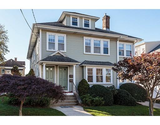 Condomínio para Venda às 82 Palfrey Road 82 Palfrey Road Belmont, Massachusetts 02478 Estados Unidos