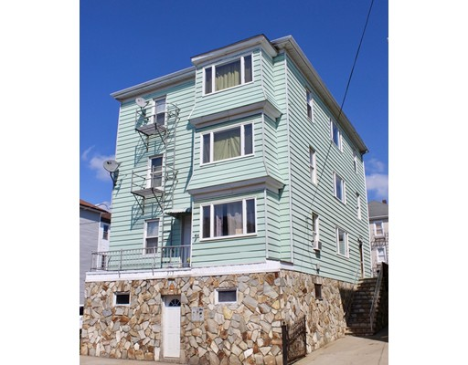 Multi-Family Home for Sale at 272 Quequechan Street 272 Quequechan Street Fall River, Massachusetts 02723 United States