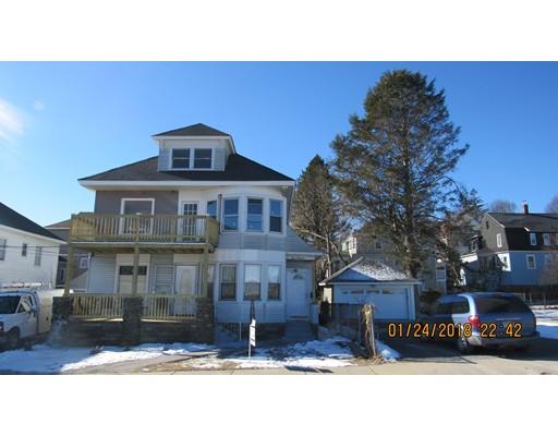 多户住宅 为 销售 在 362 Ames 362 Ames Lawrence, 马萨诸塞州 01841 美国