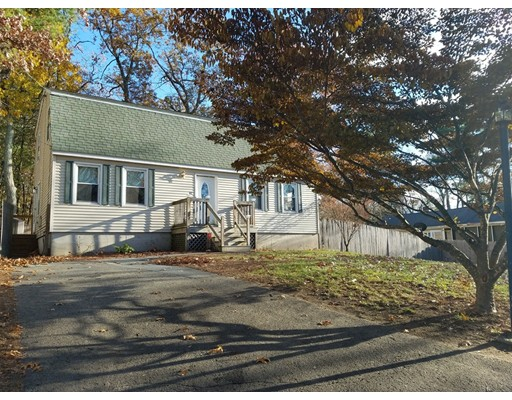 Single Family Home for Sale at 17 F Street 17 F Street Dracut, Massachusetts 01826 United States