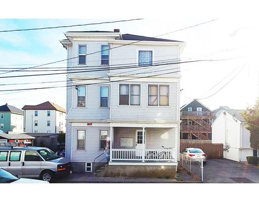 Multi-Family Home for Sale at 262 Wilbur Street 262 Wilbur Street Fall River, Massachusetts 02724 United States
