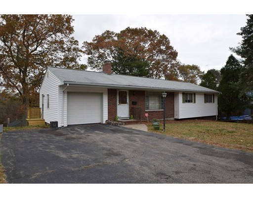 Single Family Home for Sale at 11 Barry Street Randolph, 02368 United States