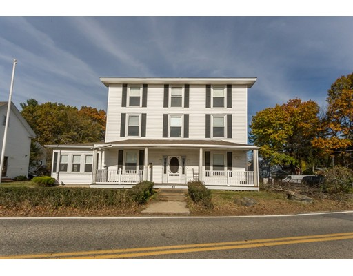 Single Family Home for Sale at 41 Lake Street 41 Lake Street Wilmington, Massachusetts 01887 United States