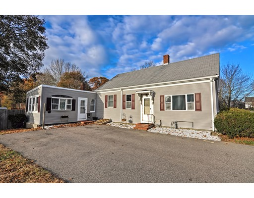 Single Family Home for Sale at 61 Center Street 61 Center Street Bridgewater, Massachusetts 02324 United States